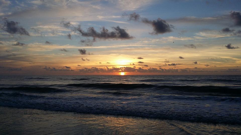 Free Photo Amelia Island Sunrise Florida Max Pixel