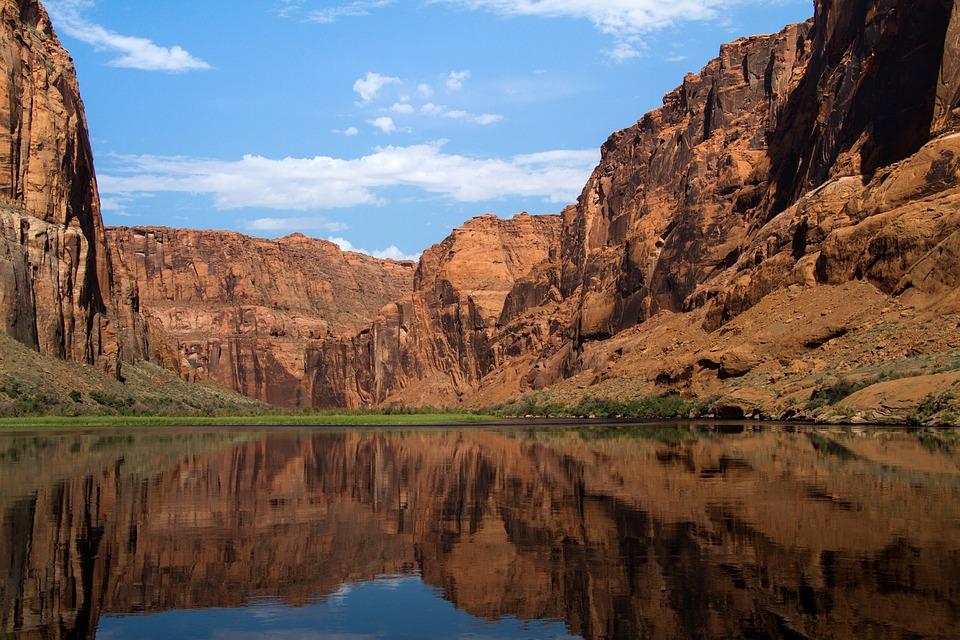 Colorado, Colorado River, Arizona, Water, America