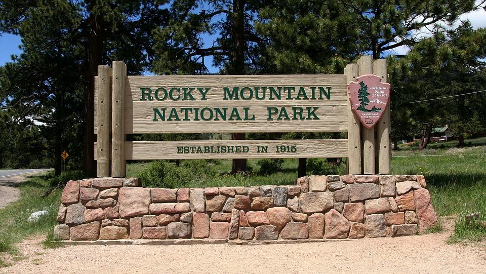 Rocky Mountain National Park, Usa, Travel, America