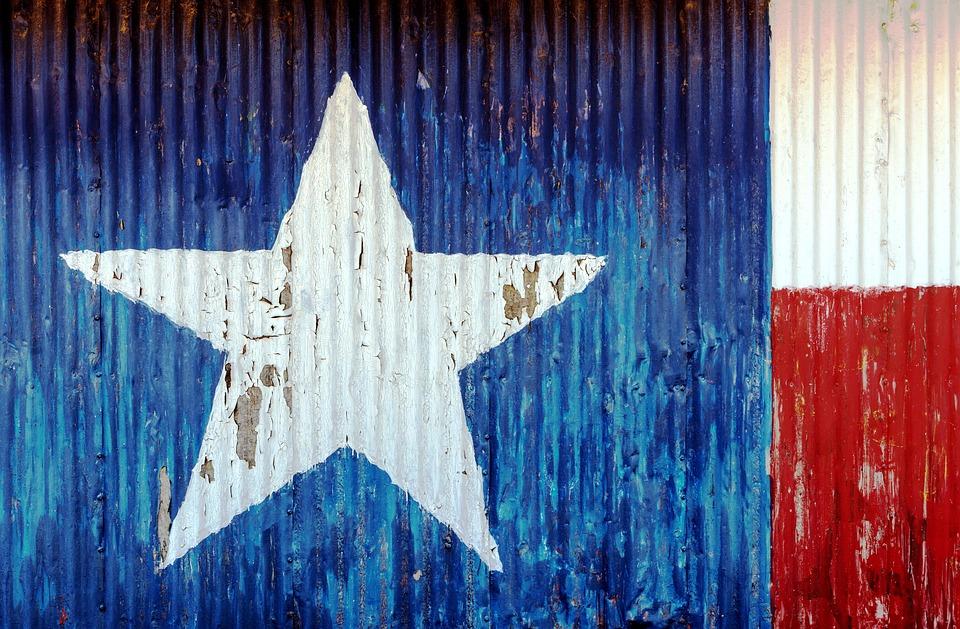 Texas, Usa, United States, America
