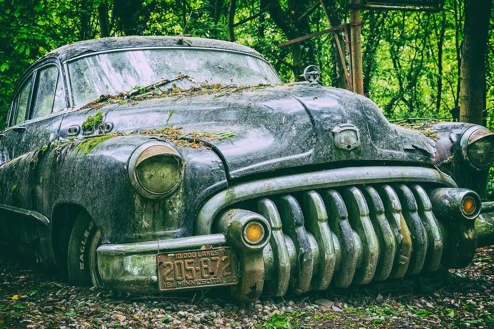 Auto, American, Oldtimer, American Car, Vehicle