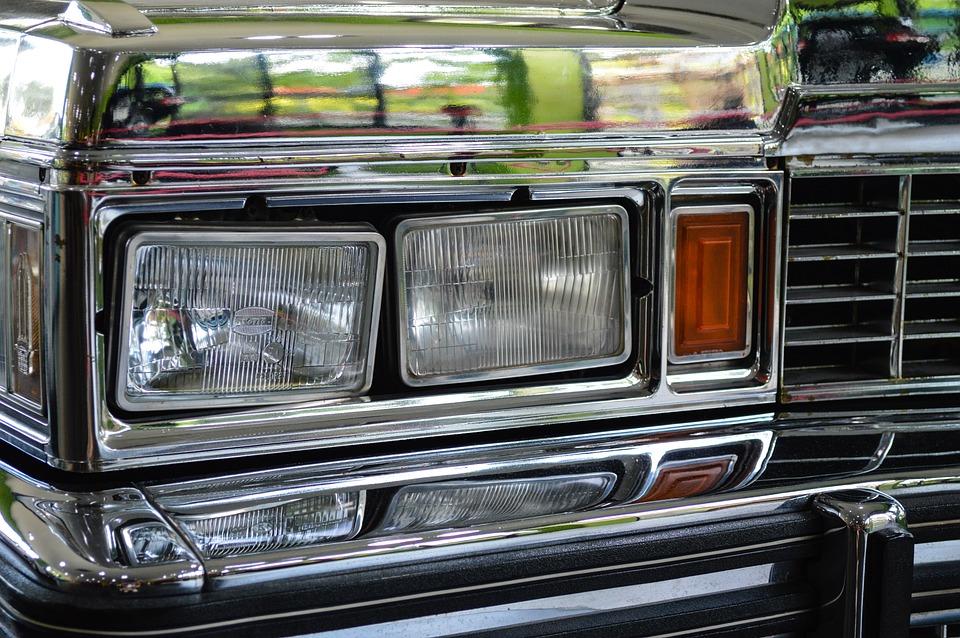 Light, American Car, Retro Cars, Classic
