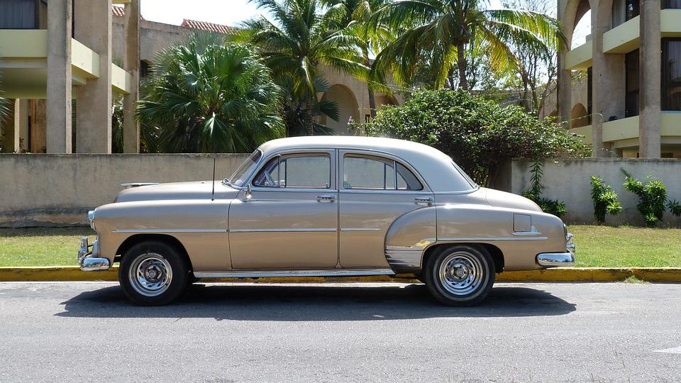 Cuba, Oldtimer, Automotive, American Car, Classic