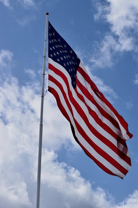 Free Photo American Flag American Symbol National Usa Flag Max Pixel
