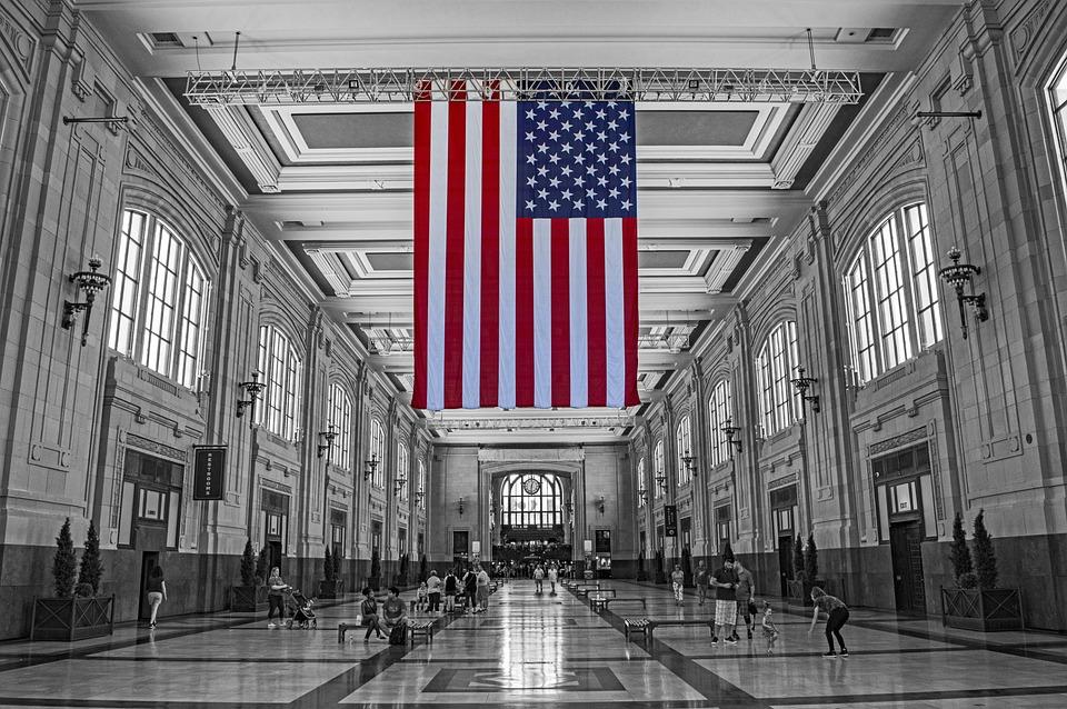 American Flag, Old Glory, Usa, United States Flag