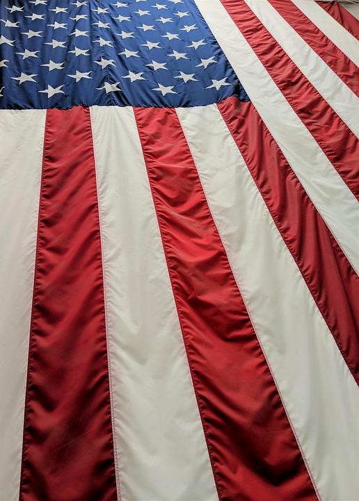 Flag, American Flag, America, Patriotic, Patriotism