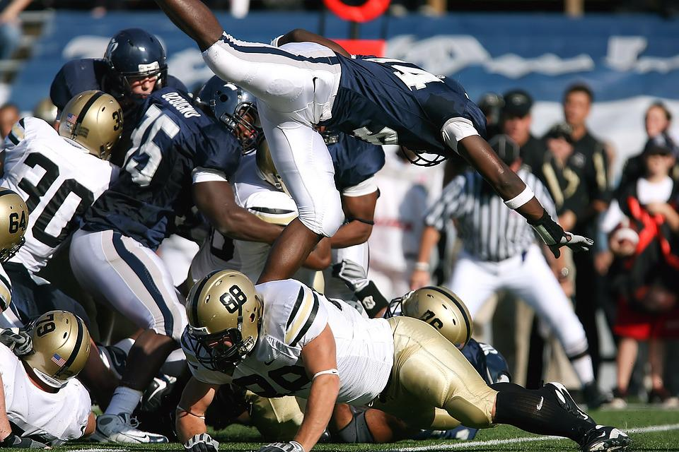 Football, American Football, Game, Competition, Sport
