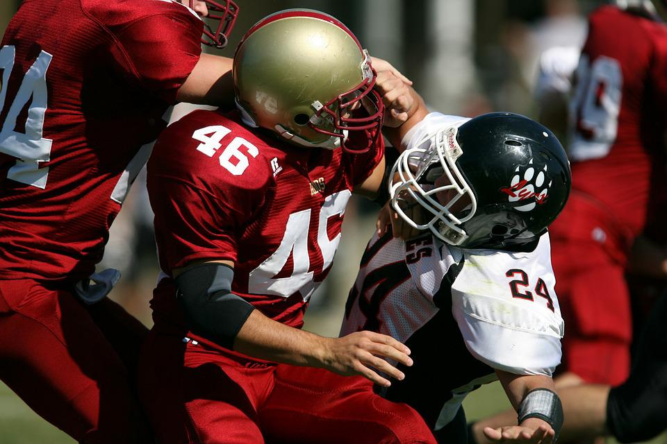 Football, Tackle, American Football, Football Player