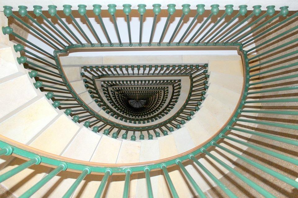 Vaucquois, Staircase, American Memorial