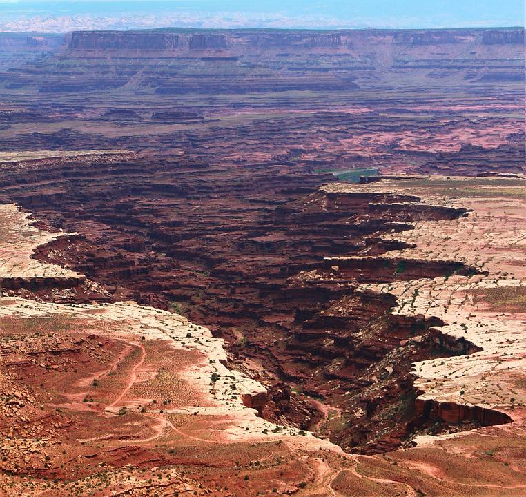 Canyonlands, American West, Canyon, American, Park
