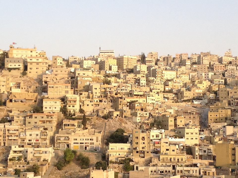 Amman, Jordan, Architecture, Middle, East, City
