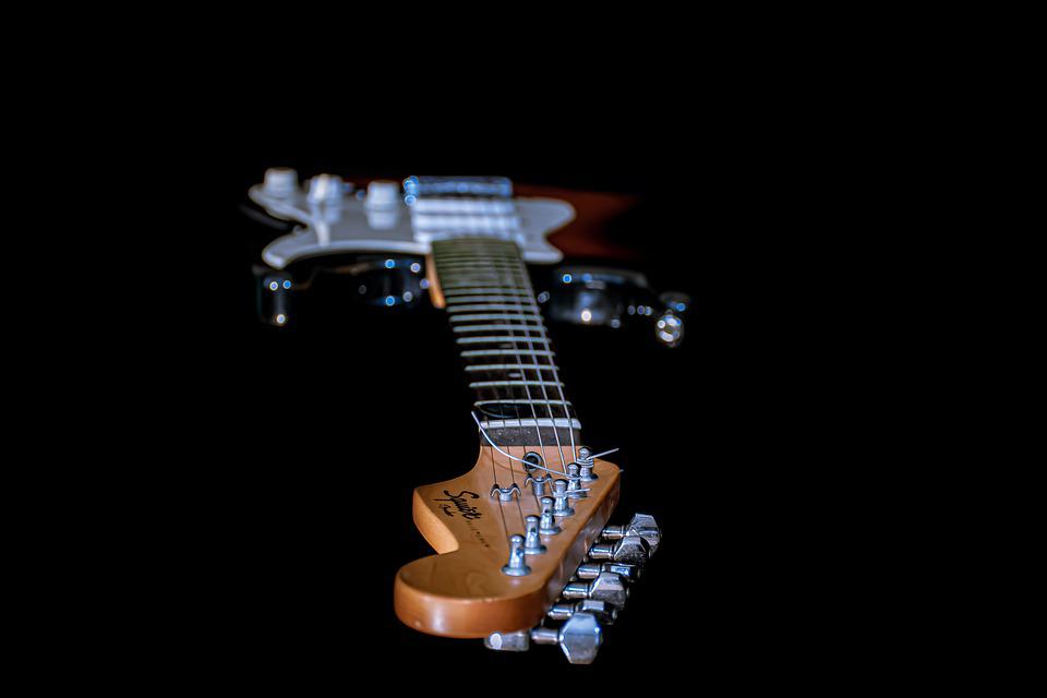 Guitar, Strings, Rock, Amp, Play, Musical, Sound, Music