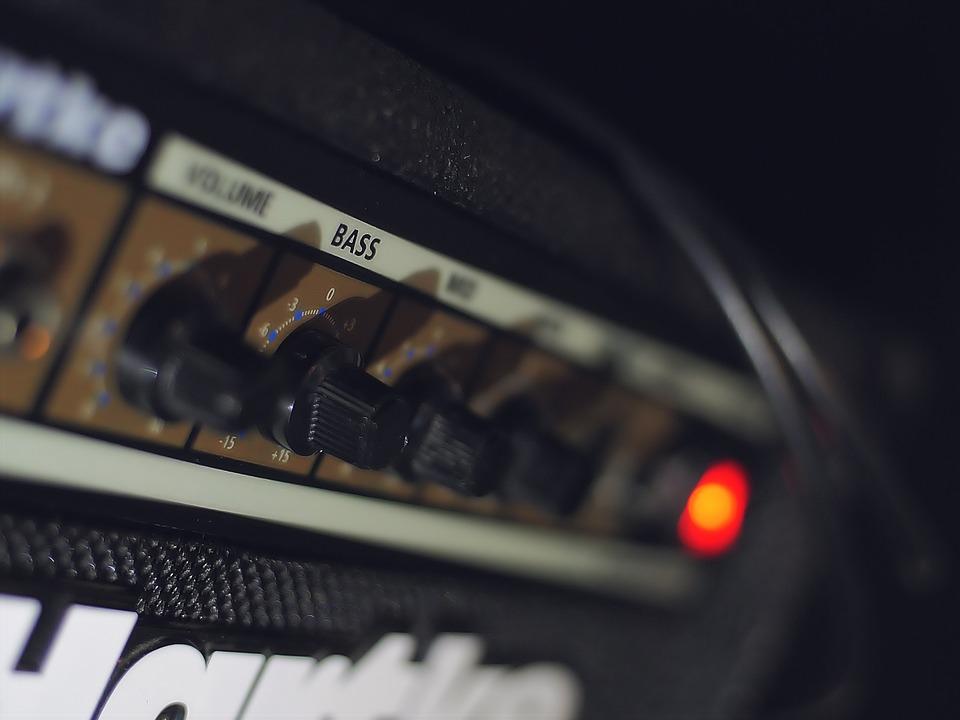 Bass, Amplifier, Music, Sound, Volume, Audio, Sub, Amp