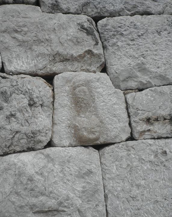 Stone, Ampurias, Rome
