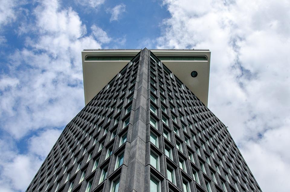 Architecture, Amsterdam, Netherlands, Holland, Europe