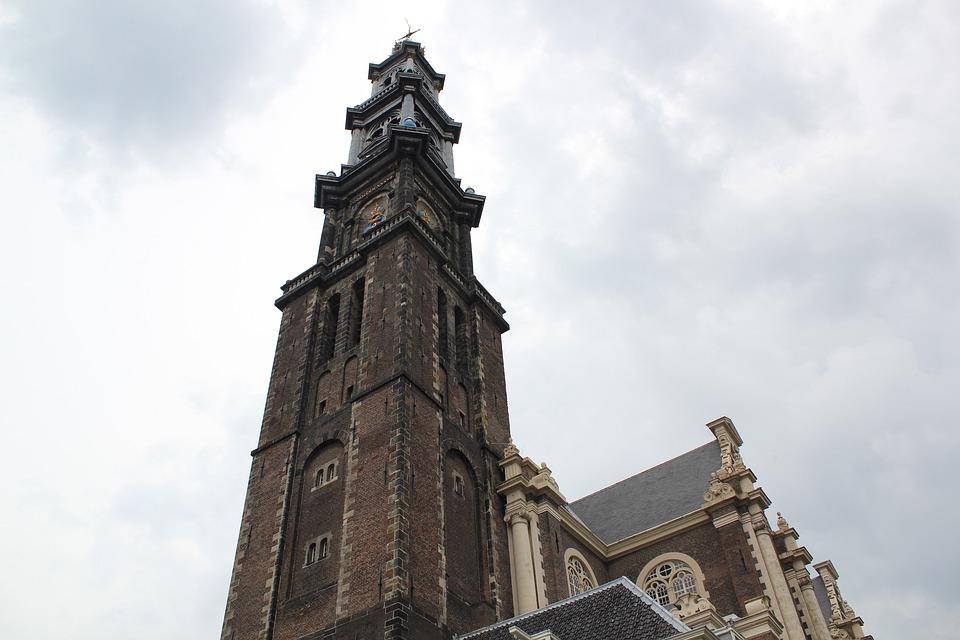 Amsterdam, Holland, Netherlands, Architecture
