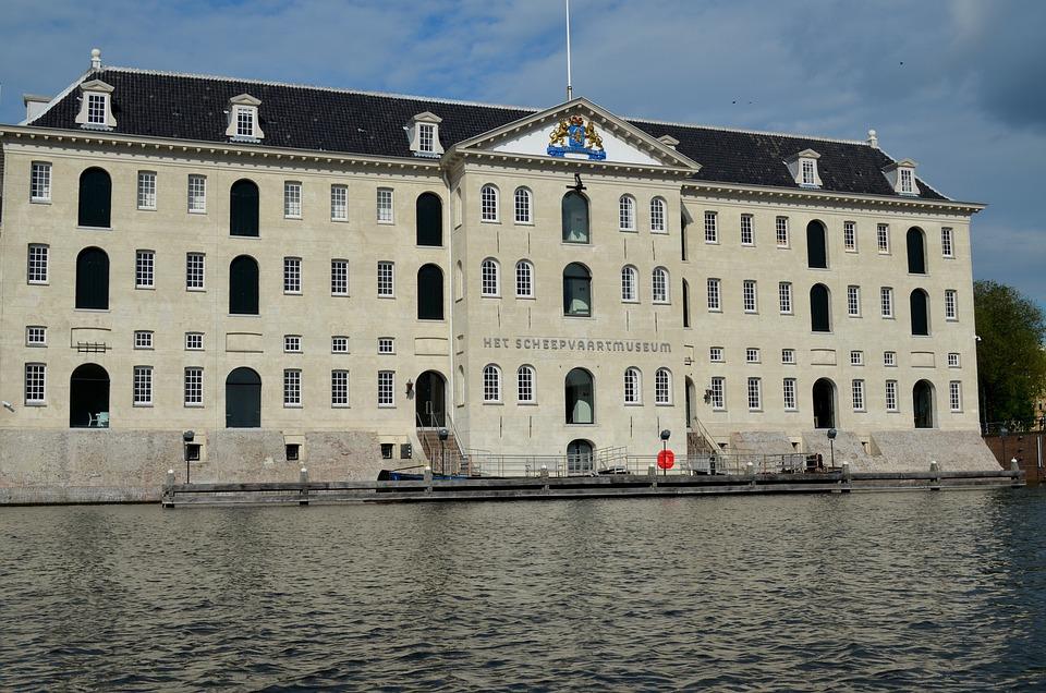 Amsterdam, Netherlands, Maritime Museum, Holland