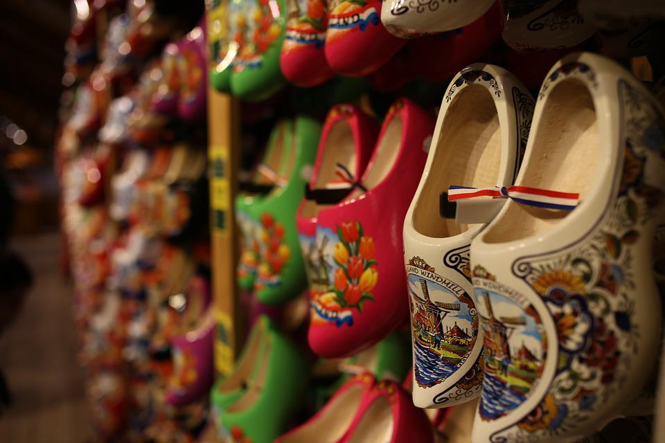 Free Photo Amsterdam Wooden Shoes Netherlands Max Pixel