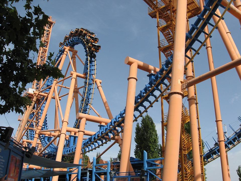 Amusement Park, Warner Park, Adrenaline, Party