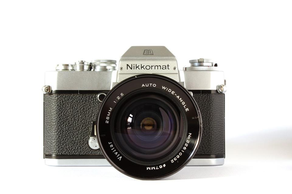 Free photo Analog Nikon Analog Camera Old Camera Camera - Max Pixel