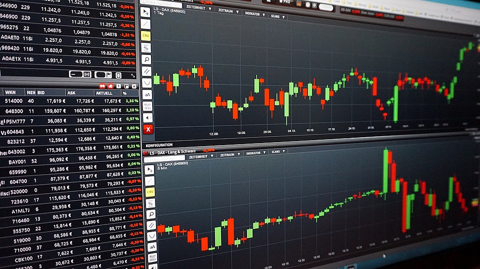 Candlestick Charts Live: Free photo Analysis Candlestick Chart Courses Trading - Max Pixel,Chart