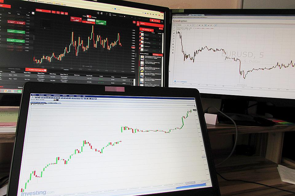 Forex Charts: Free photo Analysis Forex Trading Monitor Currency Trading - Max Pixel,Chart