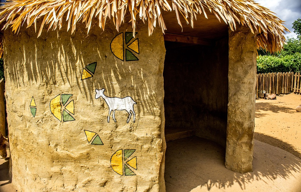 Home, Tribe, House Of Straw, Anand