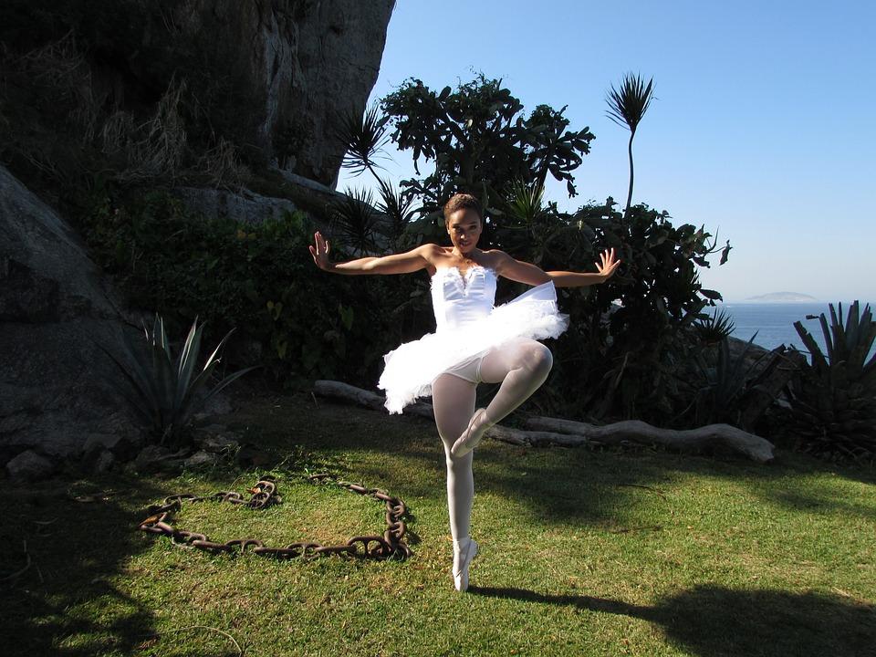 Ballet Dancer, Dance, Landscape, Outdoors, Woman, Ance