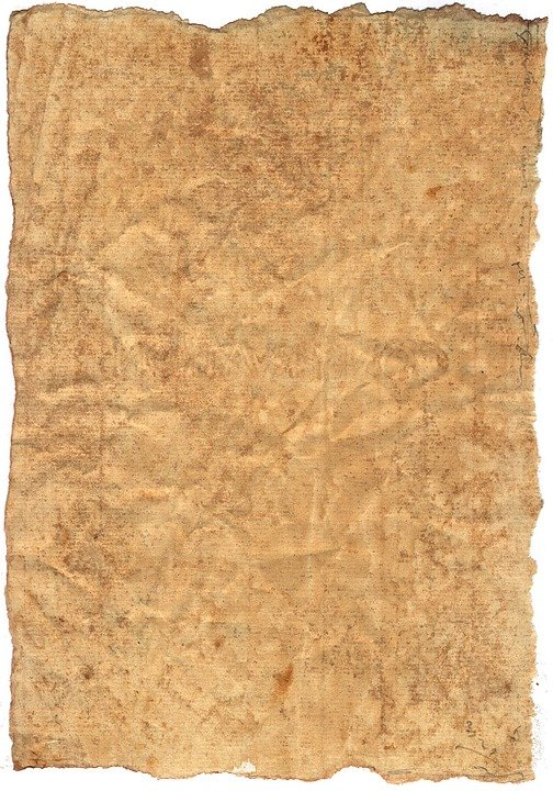 Parchment Paper Old Background Ancient Texture