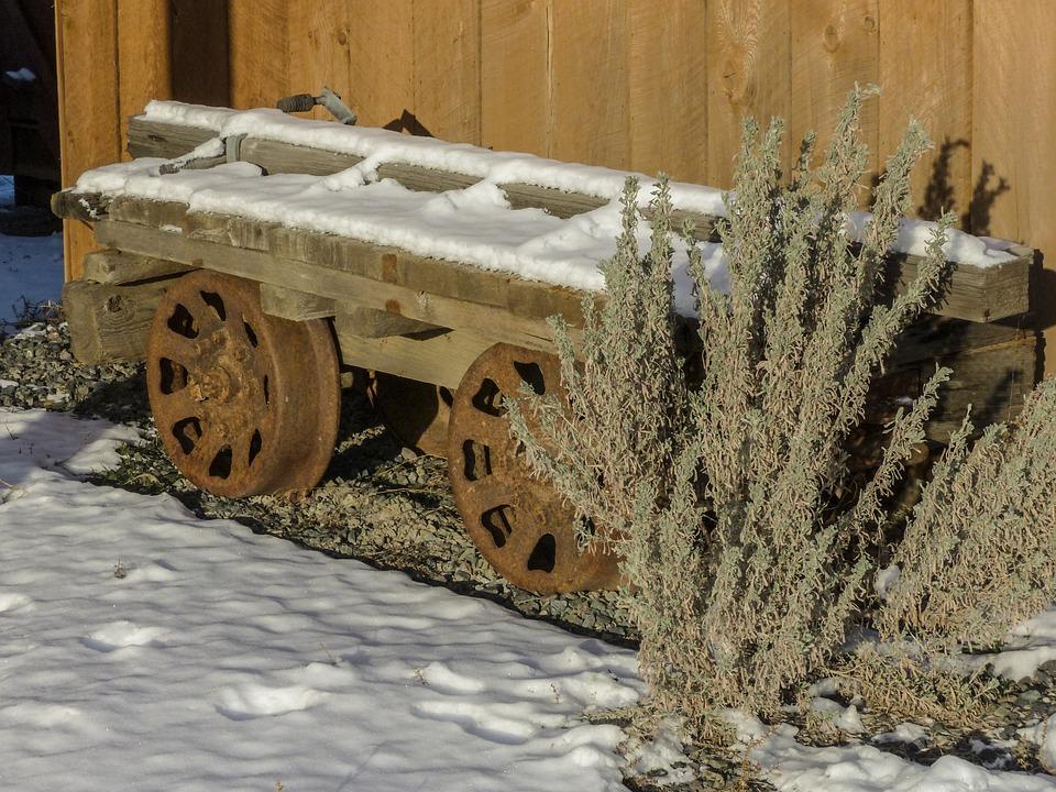 Deadman Ranch, Ancient, Buildings, Wooden