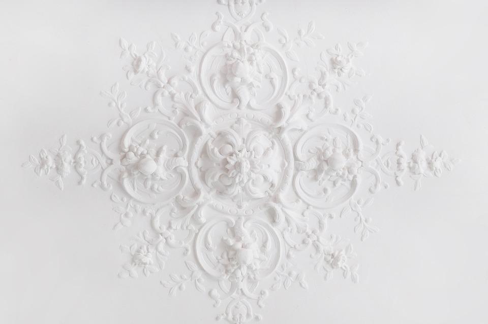 Ceiling, Stucco, Mouldings, Decoration, Ancient