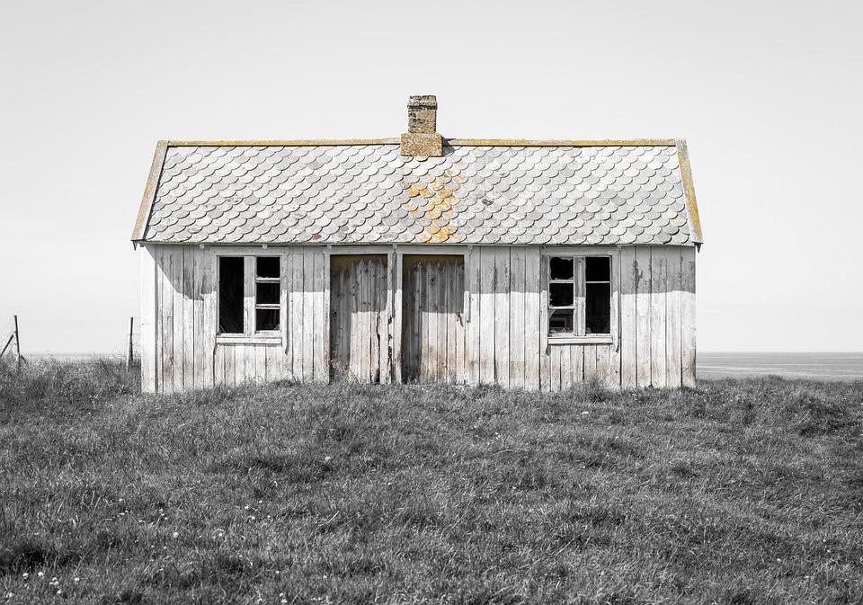 Ancient, Architecture, Barn, Brick, Coastline, Cottage