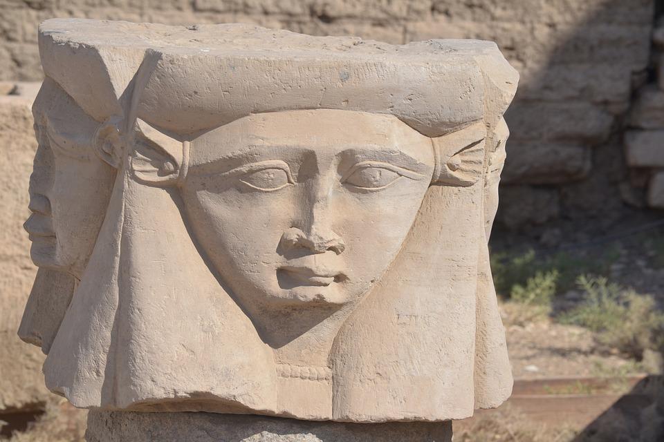 Hathor, Goddess, Ancient, Egyptian, Cow Goddess