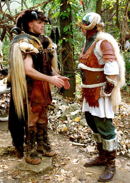 Barbarian, Man, Warrior, Viking, Ancient, Historical
