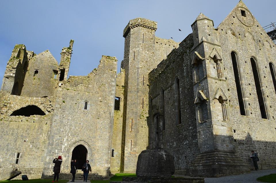 Rock Of Cashel, Ireland, Castle, Church, Ancient