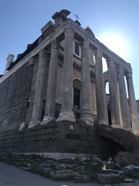 Rome, Forum, Travel, Italy, Ancient, Architecture