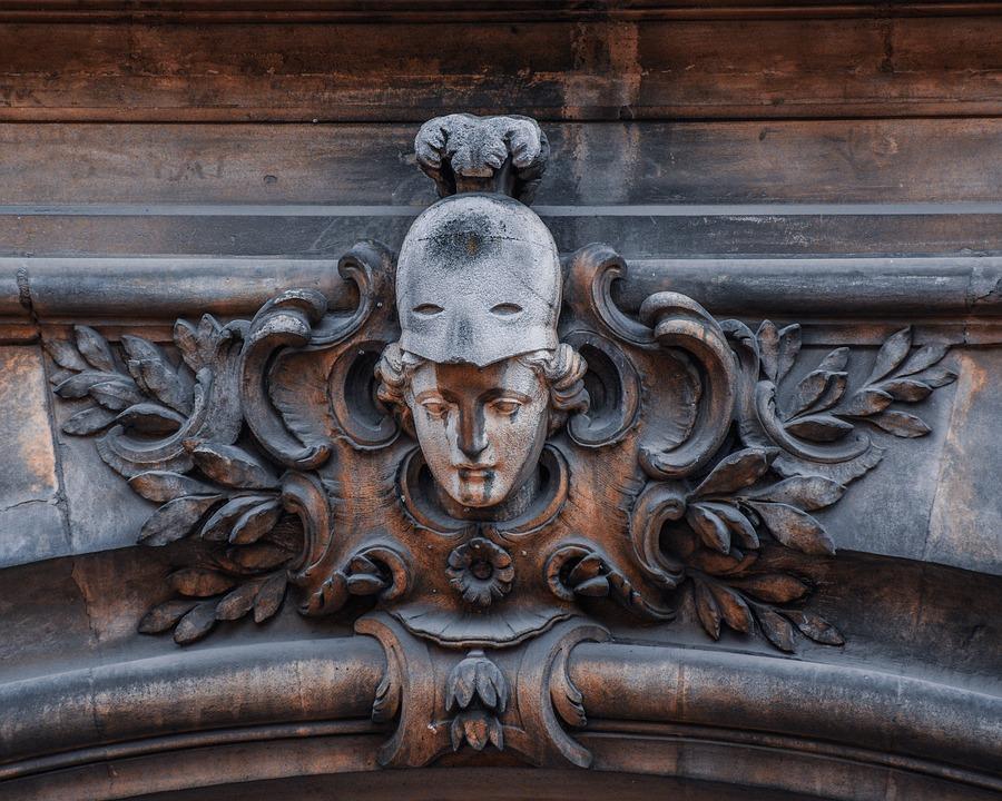 Architecture, Ancient, Old, Ornament, Design, Statue