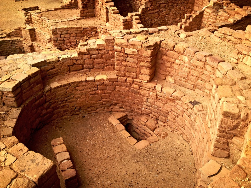 Mesa Verde, Ruin, Ancient, Architecture, Old, Stone