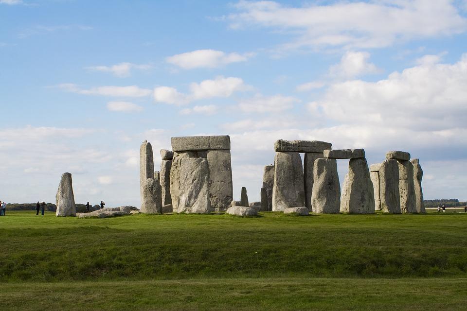 Stonehenge, Ruins, Ancient, England, Monument, Stone