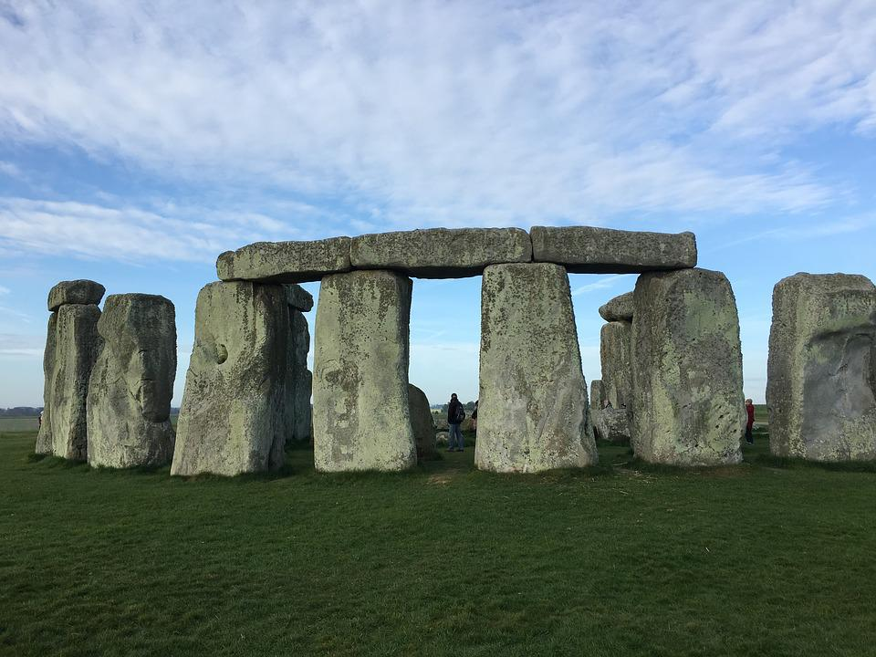 Stonehenge, Sky, Circle, Ancient