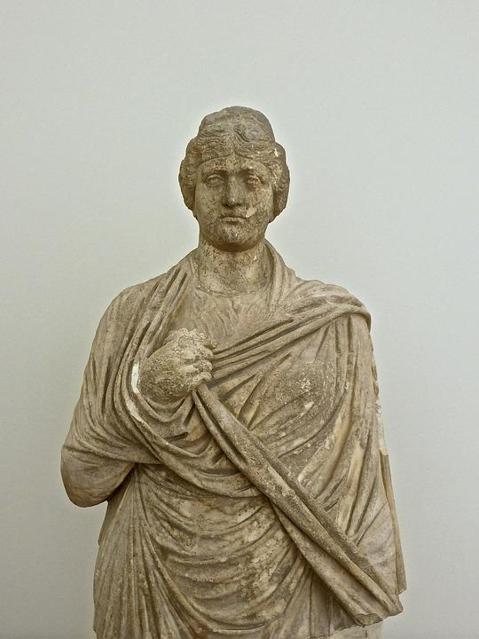 Sculpture, Ancient, Roman, Classic, Statue, History