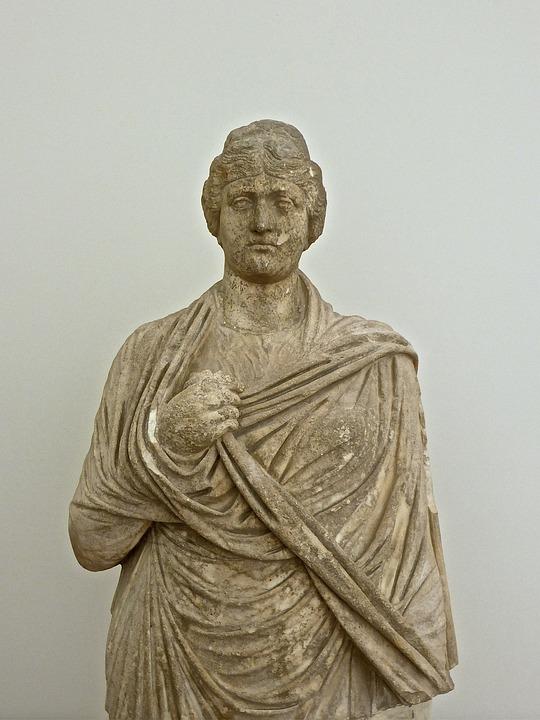 Sculpture, Ancient, Roman, Classic, Statue, History