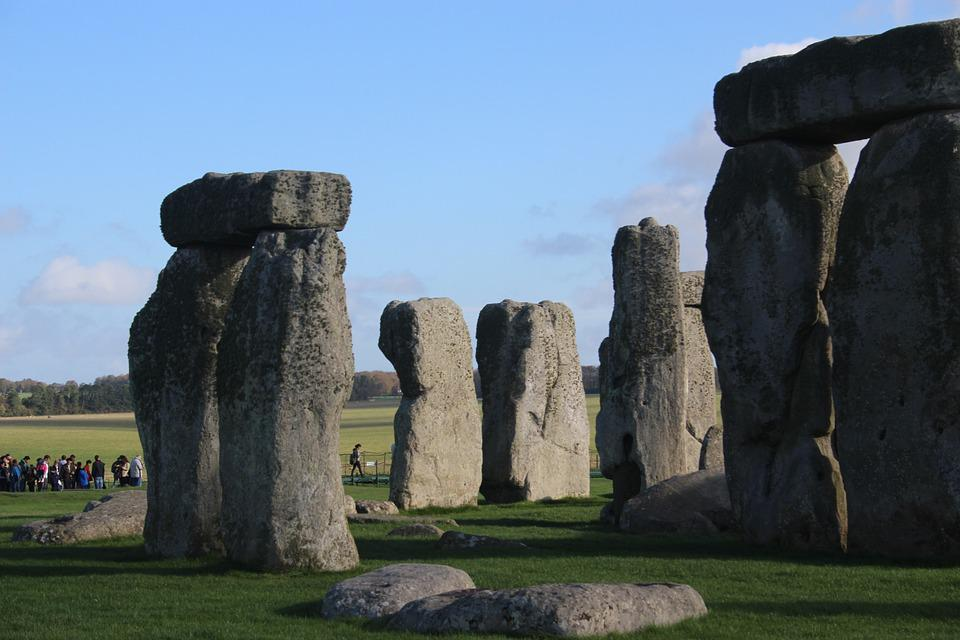 Stonehenge, England, Ancient, Stone, Europe, Travel
