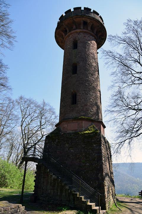 Old, Architecture, Tower, Travel, Sky, Ancient
