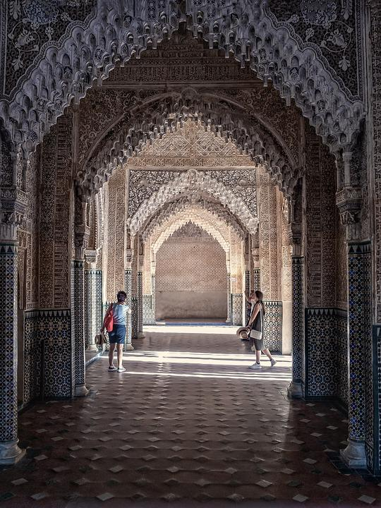 Alhambra, Palace, Andalusia, Spain, Granada