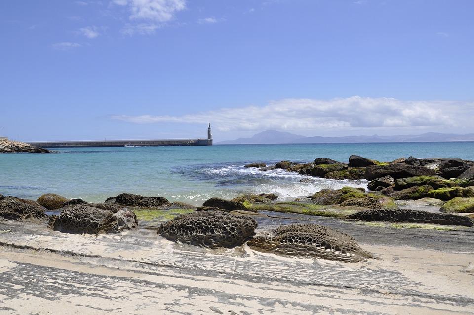 Cadiz, Sea, Ocean, Andalusia, Water