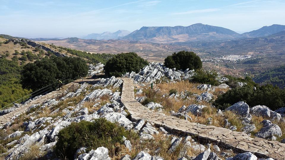 Andalusia, Mountains, Ronda