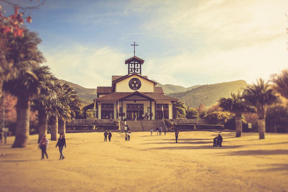 Church, The, Andes, Chile