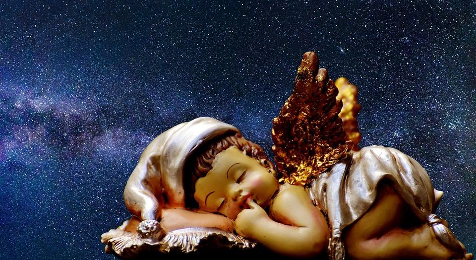 Little Angel, Christmas, Angel, Wing, Angel Figure