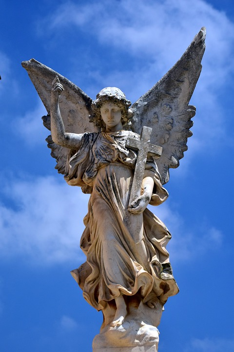 Angel, Sky, Wing, Guardian Angel, Heavenly, Figure